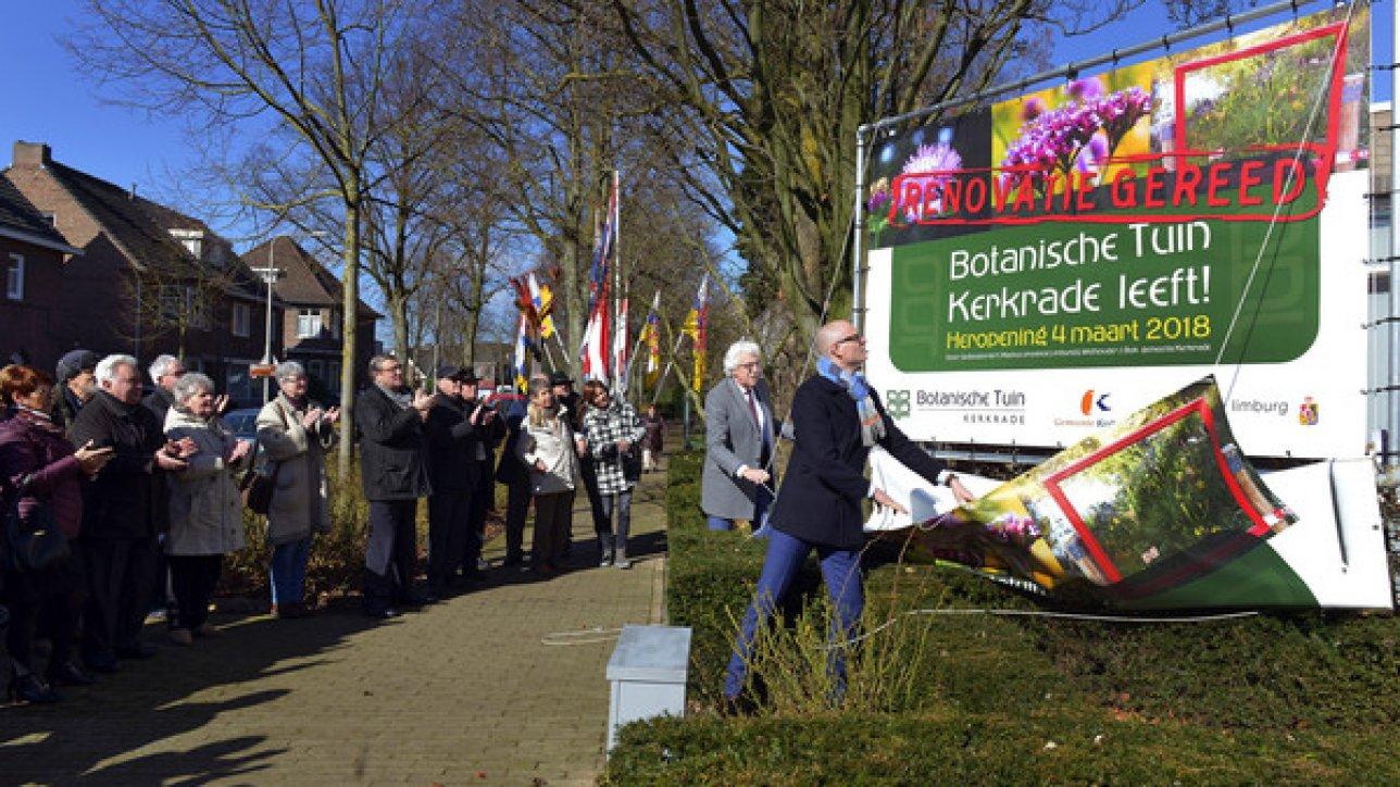 Botanische Tuin Kerkrade : Botanische tuin kerkrade weer open lokaal alternatief kerkrade